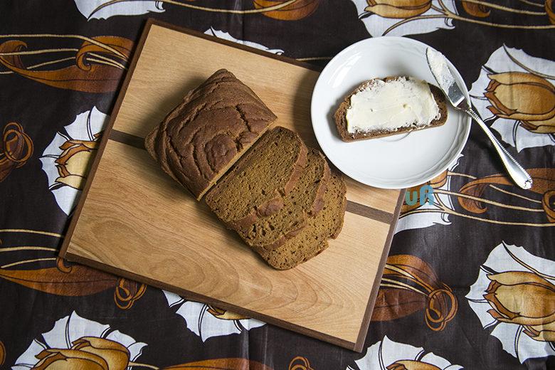 Pumpkin Bread for the win!