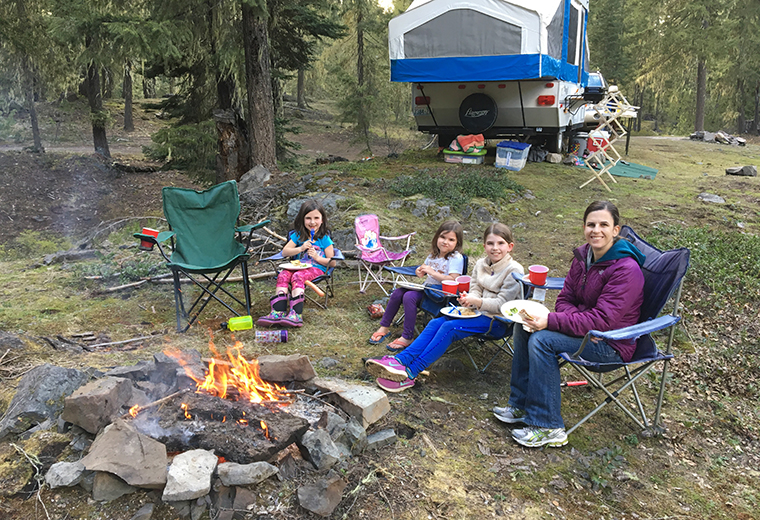 Camping with Food Allergies- Part 1