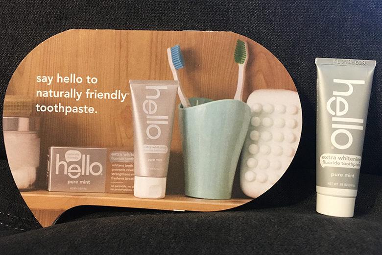Hello Toothpaste