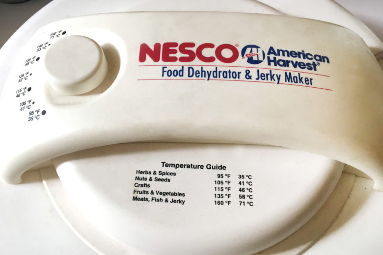 Nesco Dehydrator Review